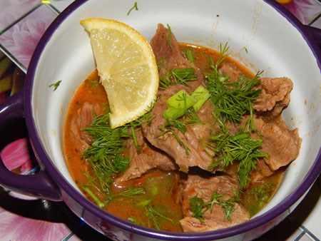 классический гуляш из свинины рецепт с фото пошагово