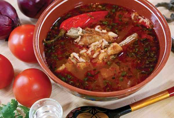 супы из говядины, простые и доступные рецепты